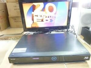 SHARP Blu-rayレコーダー/BD-HDS32/電源コード/B-casカード/リモコン無し 簡易チェック 通電〇HDD再生〇?DVD再生〇 送料無料