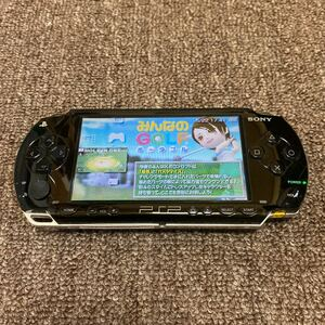 PSP-1000 ファーム1.00未アップデート UMD2枚