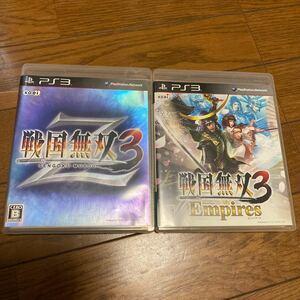戦国無双3 PS3 ソフト