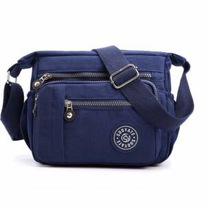 ショルダーバッグ ネイビー ボディーバッグ レディースバッグ iPad 斜めがけバッグ 斜めがけ トラベルバッグ 旅行バッグ
