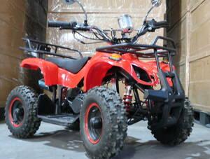 RED ZONE R  POKEバギー ミニカーATV  50cc バッテリー、発電ジェネレーター搭載 セルスターター装備 パワーユニット