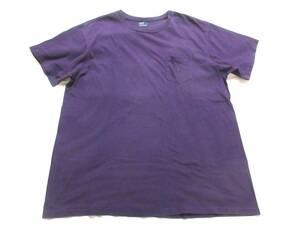 ラルフローレン ポケットTシャツXL 90'sビッグシルエット