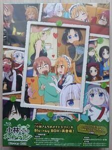 未開封 (1期) 小林さんちのメイドラゴン Blu-ray BOX