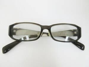 Y1676 アルック メガネ フルリム セルフレーム ALOOK メガネフレーム 伊達メガネ