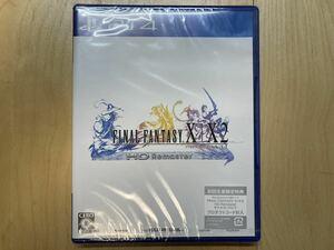 PS4 PlayStation4 プレイステーション4 ファイナルファンタジー10 10-2 初回生産限定特典付き 新品