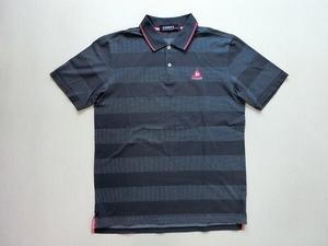 le coq sportif ルコック スポルティフ ゴルフウェア ポロシャツ QG2584 L USED