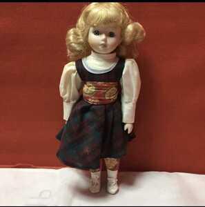 ヴィンテージドールDOLL 昭和レトロ 西洋人形