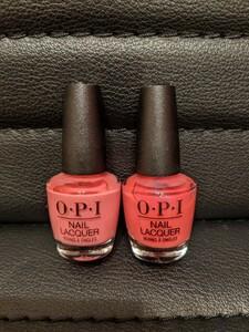 OPI ネイルカラー ピンク系