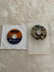 ゲームキューブソフト2本セツト