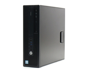 hp ProDesk 600 G2 SFF Core i5-6500 3.2GHz 8GB 256GB(SSD) DisplayPort x2 アナログRGB出力 DVD+-RW Windows10 Pro 64bit 新品SSD搭載