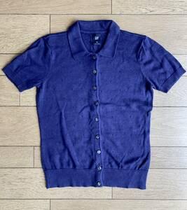 美品★夏定番可愛★GAPニット半袖ポロシャツ ★