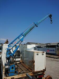 211305 tadano TADANO ZAROHAN 50 3 step crane TM-05E-1-102