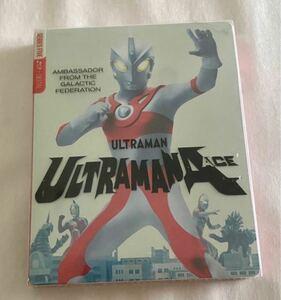 ウルトラマンエース スチールブック ブルーレイ 全話セット 北米版 新品未開封