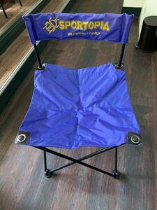 今だけ値下げ! [GOLDWIN] コンパクトチェア SPORTOPIA アウトドア / ゴールドウィン 椅子 キャンプ 釣り バーベキュー 折りたたみ椅子