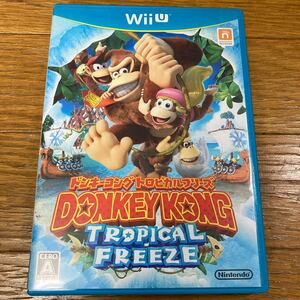 【Wii U】 ドンキーコング トロピカルフリーズ