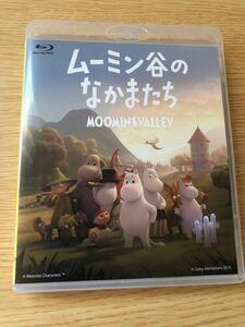 ムーミン谷のなかまたち Blu-ray-BOX 通常版 (Blu-ray Disc) BD ムーミン