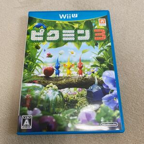 WiiU ピクミン3 WiiUソフト