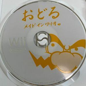 おどる メイドインワリオ Wii ソフト