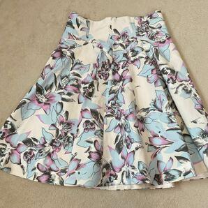 snidel 花柄スカート