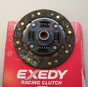 EXEDY エクセディ 強化 クラッチ ディスク ジムニー JA11 K6A SJ30 SJ40 ウルトラ ファイバー UF