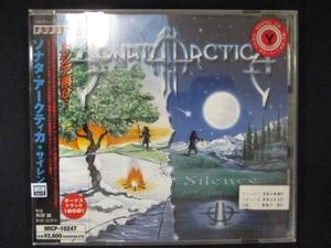 529#レンタル版CD サイレンス/ソナタ・アークティカ 32630