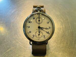MOERIS クロノグラフ 懐中時計