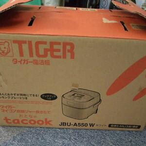 タイガー 炊飯ジャー tacook TIGER