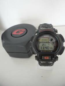 1444 カシオ/CASIO/G-SHOCK/CODE NAME/DW-8800/デジタル腕時計/ブラック×オレンジ