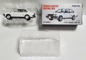 希少品 トミーテック トミカリミテッド ヴィンテージ ネオ いすゞ 初代 ジェミニ 後期型 ZZ/R LV-N50c ミニカー