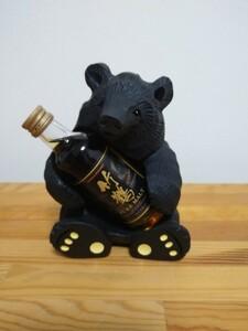 ミニボトル抱きクマ