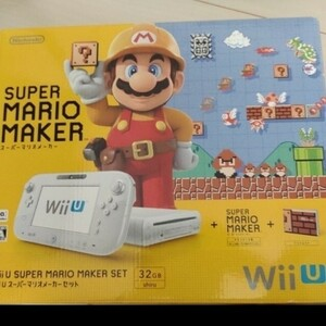Wii U スーパーマリオメーカー セット/Wii U/WUPSWAHA/A
