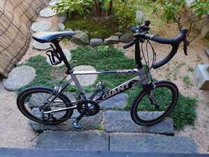 idiom0 giant idiom 中古 ミニベロ ロードバイク
