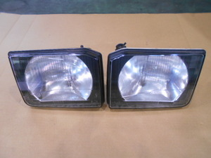 2nd Discovery previous term head light left right original used 2 generation LT94A Second Land Rover LJR 1ST