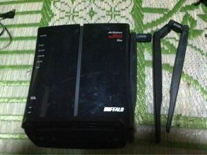 バッファロー AirStation Wi-Fiルーター WZR-450HP