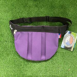 DOLDY ドルディ SACEK Perple サコッシュ パープル 紫色 ウエストポーチ ショルダーバッグ アウトドア カバン 親子・兄弟おそろい 貴重品