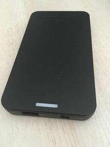 未使用品に近いUSB3.0外付けポータブルHDD1TB(HDD 東芝製)