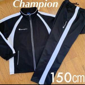 Champion チャンピオン ジャージ 上下 150 トレーニングウェア ジャージ上下 紺