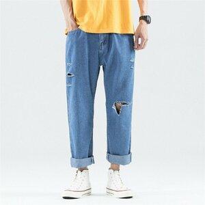 ジーパン メンズ ジーンズ デニムパンツ大きいサイズ カジュアル ジーパン メンズ ジーンズ デニムパンツ大きいサイズ カジュアル デニ