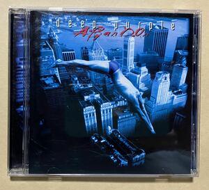Deep Purple/Abandon 輸入盤