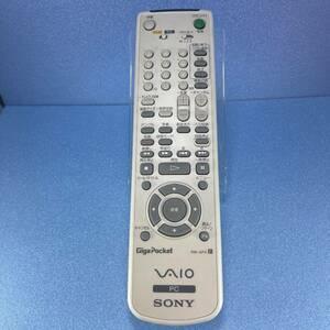 【返品保証・送料無料】SONY Giga Pocket VAIO用リモコン RM-GP4 動作確認済 [YM004]