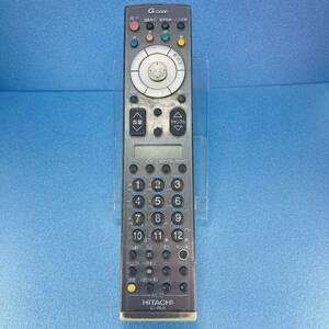 【返品保証・送料無料】日立 HITACHI 純正テレビAVCステーション用リモコン C-RL6 W42-P7000 W37-P7000 W32-P7000 AVC-HR7000用 [YM012]