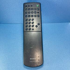 【返品保証・送料無料】SONY ソニー RM-S900X AUDIO SYSTEM オーディオシステム CD TAPE TUNER システムコンポ テープ チューナー [YM017]