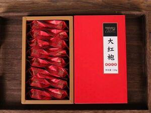 烏龍茶(ウーロン茶) 岩韵大紅袍 8g×16パック 128g入り 宅急便コンパクト配送