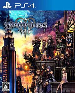 キングダムハーツ3 キングダムハーツIII PS4 ソフト KINGDOM HEARTS