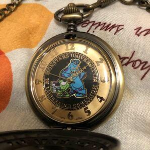 モンスターズインク  懐中時計