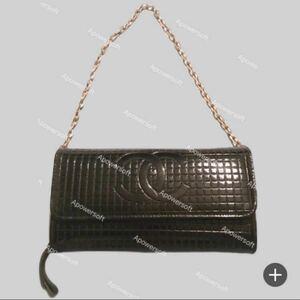 チェーンウォレット 長財布 ハンドバッグ