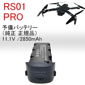 RSプロダクト 【RS01 PRO専用】 予備バッテリー1本