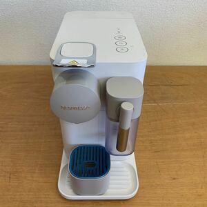 即決!送料無料 ネスプレッソ コーヒーメーカー ラティシマ・ワン シルキーホワイト F111WH