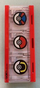 ポケットモンスタープッシュ! カードケース6 for ニンテンドー3DS