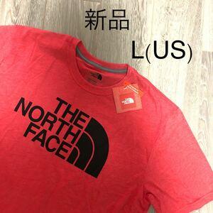THE NORTH FACE ビッグロゴ ハーフドーム COTTON 半袖Tシャツ ロゴTシャツ Half DOME Logo